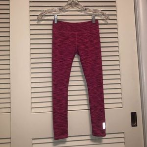 Pink and Purple leggings
